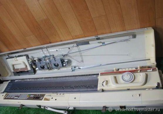 ИЛИ хотя бы ВО Внешнее питание  Бразер КН 930 электронная – купить в интернет-магазине на Ярмарке Мастеров с доставкой - JA0NCRU | Зеленоград