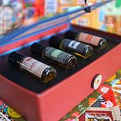 Косметика ручной работы. Ярмарка Мастеров - ручная работа Подарочный набор ароматов 4х5 мл. Handmade.