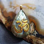 Украшения handmade. Livemaster - original item Pendant talisman symbol