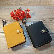Сумки и аксессуары handmade. Livemaster - original item Men`s and women`s wallets. Genuine leather.. Handmade.