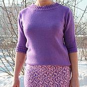 Одежда handmade. Livemaster - original item Suit jumper skirt.. Handmade.