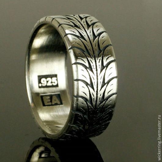 Дизайнерские кольца от WickerRing