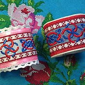 Русский стиль handmade. Livemaster - original item Slavic wedding bracelets. Handmade.