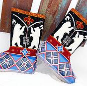 Обувь ручной работы handmade. Livemaster - original item boots: