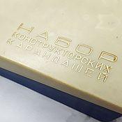 Винтаж handmade. Livemaster - original item Set of design pencils USSR. Handmade.