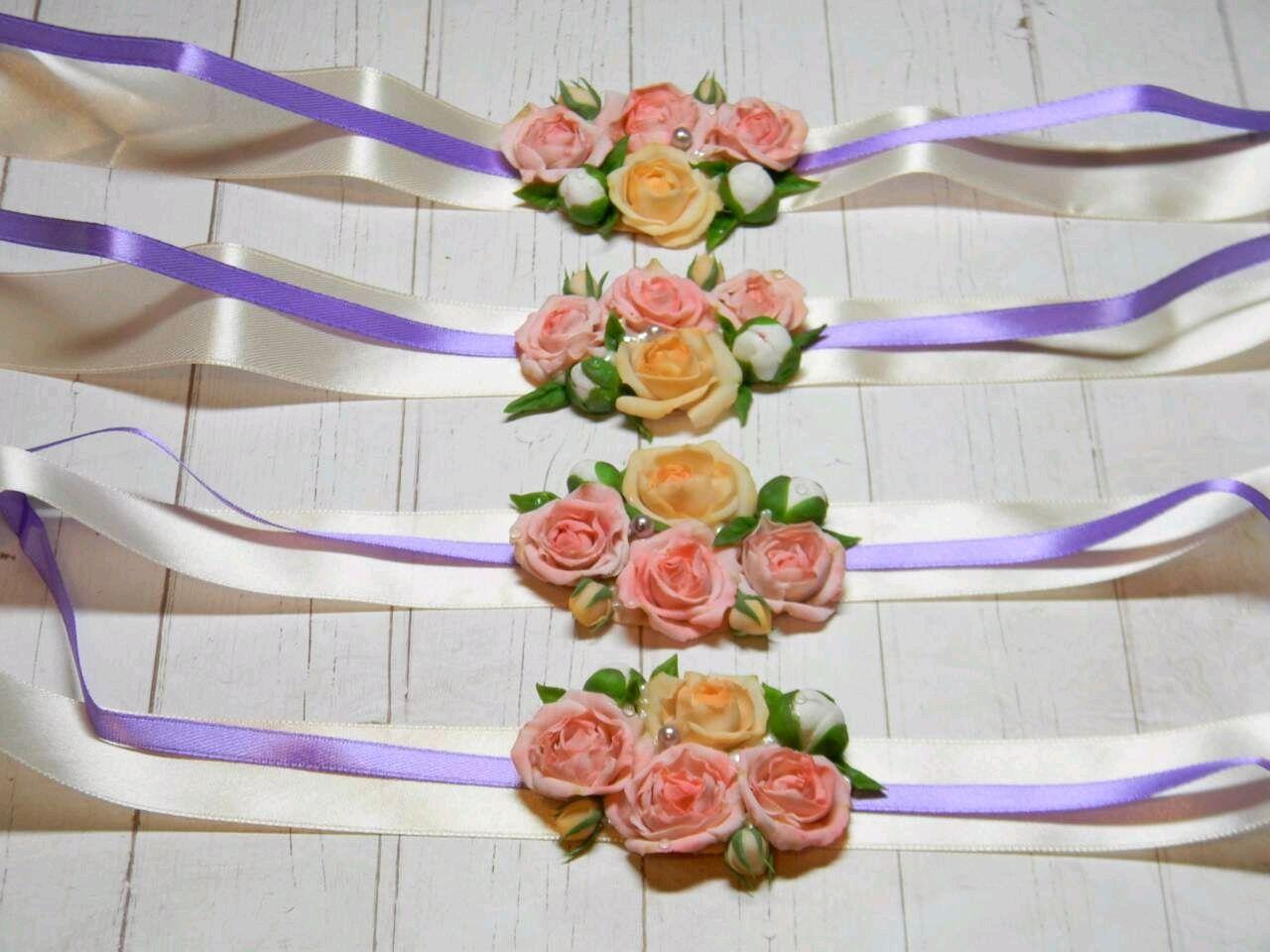 Браслеты для подружек невесты, Браслеты, Москва,  Фото №1