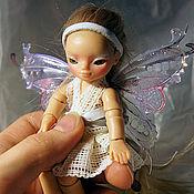 Куклы и игрушки ручной работы. Ярмарка Мастеров - ручная работа Шарнирная кукла Фейка Офелия. Handmade.