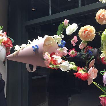 Дизайн и реклама ручной работы. Ярмарка Мастеров - ручная работа Цветочное оформление. Handmade.