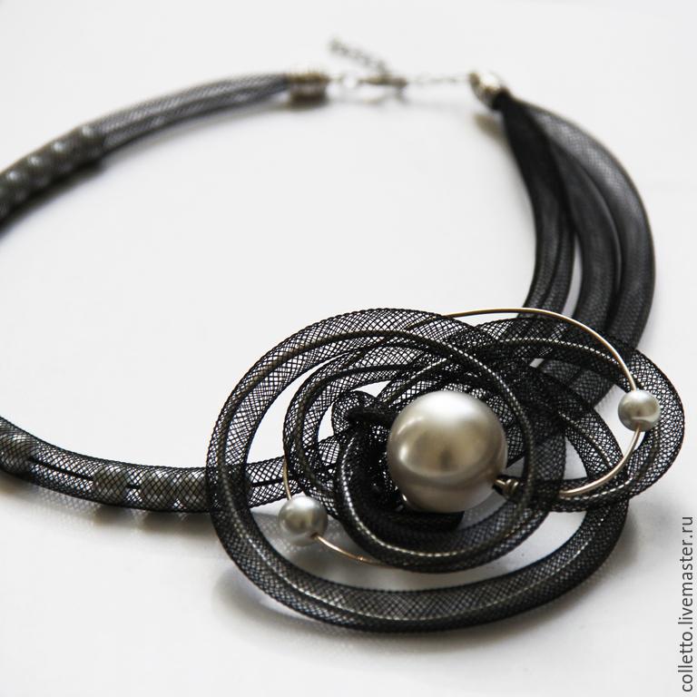 Necklace 'Galaxy', Necklace, Ekaterinburg,  Фото №1