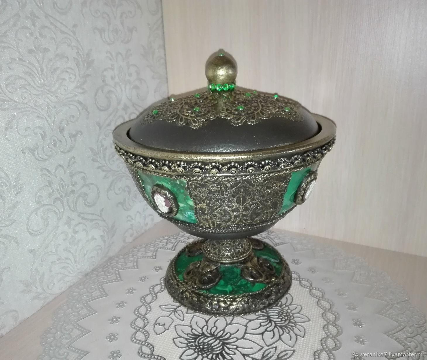 The candy bowl 'Bowl of plenty', Candy Dishes, Blagoveshchensk,  Фото №1