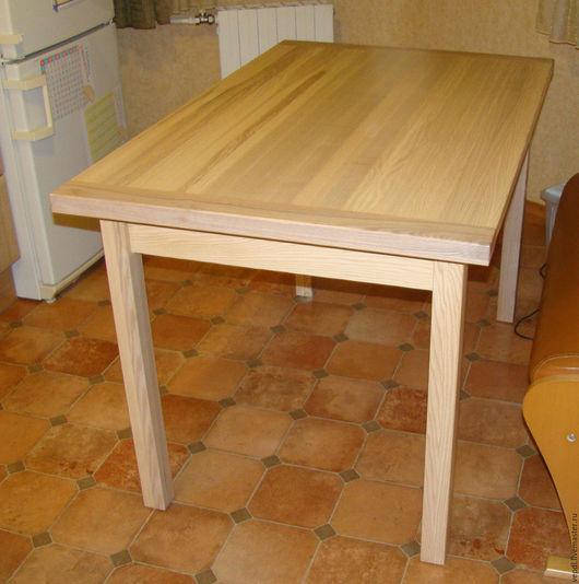 Мебель ручной работы. Ярмарка Мастеров - ручная работа. Купить Стол для кухни. Handmade. Бледно-розовый, ручная работа