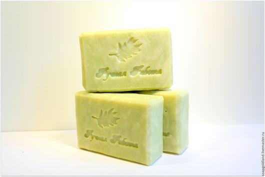 Мыло ручной работы. Ярмарка Мастеров - ручная работа. Купить Натуральное  мыло с нуля горячйий спосб Лавровое Organic. Handmade.