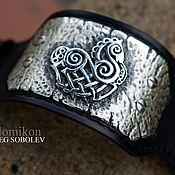 Украшения handmade. Livemaster - original item Bracelet Sleypnir. Handmade.