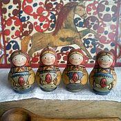 Народная кукла ручной работы. Ярмарка Мастеров - ручная работа Матрешка.. Handmade.