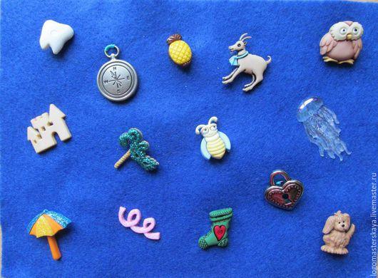 Развивающие игрушки ручной работы. Ярмарка Мастеров - ручная работа. Купить Логопедический коврик. Handmade. Дети, развитие речи