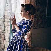 """Одежда ручной работы. Ярмарка Мастеров - ручная работа Платье """" Фиолетт"""". Handmade."""