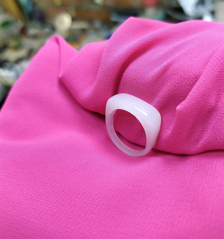 Нефритовое кольцо. Рисовое, Кольца, Иркутск,  Фото №1
