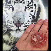 Оберег ручной работы. Ярмарка Мастеров - ручная работа Талисман артефакт кольцо любви Афродита. Handmade.