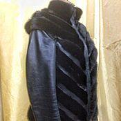 Одежда ручной работы. Ярмарка Мастеров - ручная работа Жилет из Норки. Handmade.