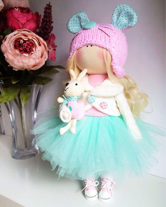 Куклы тыквоголовки ручной работы. Ярмарка Мастеров - ручная работа. Купить Кукла Маус.. Handmade. Кукла ручной работы, подарок