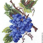 Картины и панно ручной работы. Ярмарка Мастеров - ручная работа гроздь винограда. Handmade.