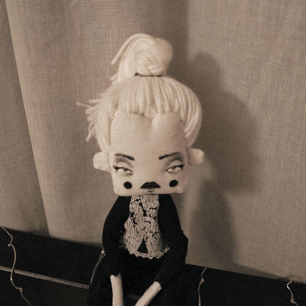 Текстильная кукла, Куклы, Москва, Фото №1
