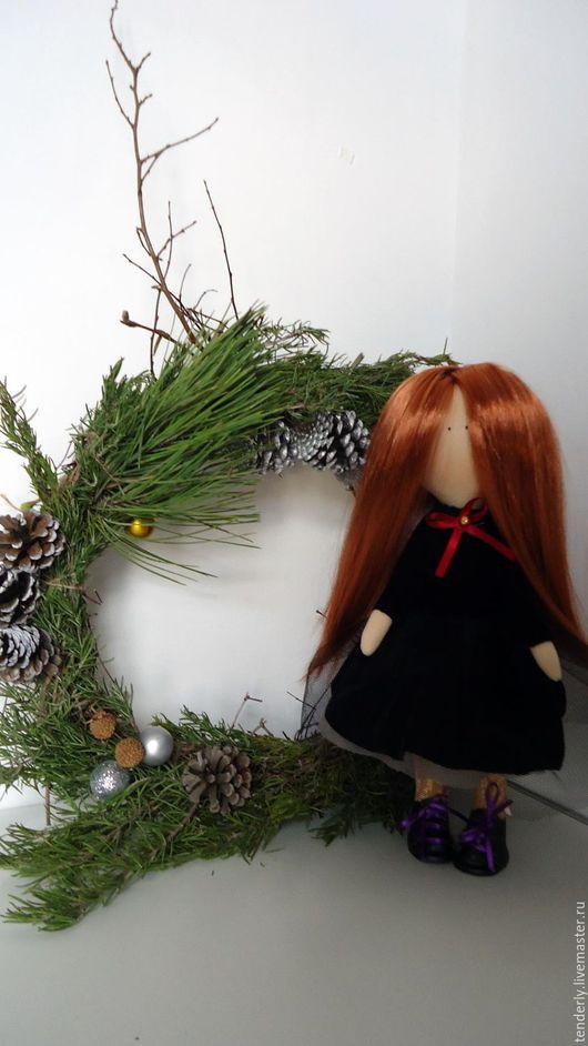 Куколка-ангел Лив. Стоимость - 3500 руб. Доставка - 350 руб