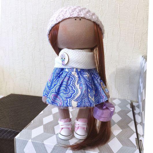 Куклы Тильды ручной работы. Ярмарка Мастеров - ручная работа. Купить Интерьерная кукла.. Handmade. Интерьер, текстильная игрушка, синтепух