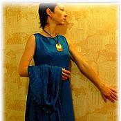 """Одежда ручной работы. Ярмарка Мастеров - ручная работа Платье """"Морская фея"""". Handmade."""