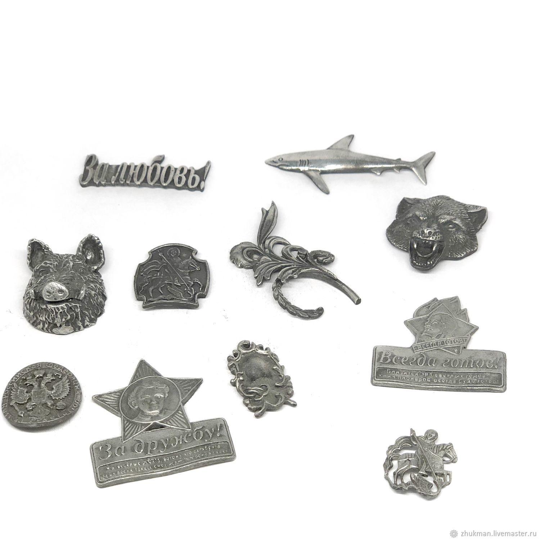 Custom metal casting (corporate elements, business Souvenirs), Decor, Zhukovsky,  Фото №1