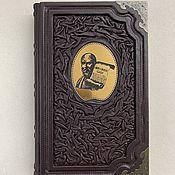 Сувениры и подарки handmade. Livemaster - original item Undated daily planner (leather). Handmade.