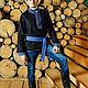 Косоворотка арт. 1223. Народные рубахи. Костюм-Шоу (Kostum-Show). Ярмарка Мастеров.  Фото №4