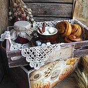 """Для дома и интерьера ручной работы. Ярмарка Мастеров - ручная работа """"Bakery"""". Handmade."""
