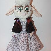 """Мягкие игрушки ручной работы. Ярмарка Мастеров - ручная работа Мисс Барашкис, шитая одежда (мультфильм """"Зверополис""""). Handmade."""