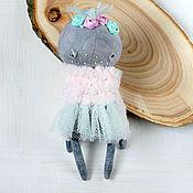 Куклы и игрушки ручной работы. Ярмарка Мастеров - ручная работа Мятный человек. Handmade.
