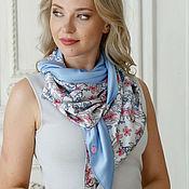 Аксессуары handmade. Livemaster - original item Headscarf
