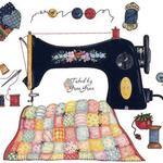Татьяна  (Пэчворк одеяла, пледы) - Ярмарка Мастеров - ручная работа, handmade