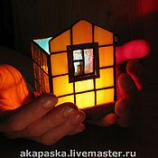 Для дома и интерьера ручной работы. Ярмарка Мастеров - ручная работа Домик Рубика. Handmade.