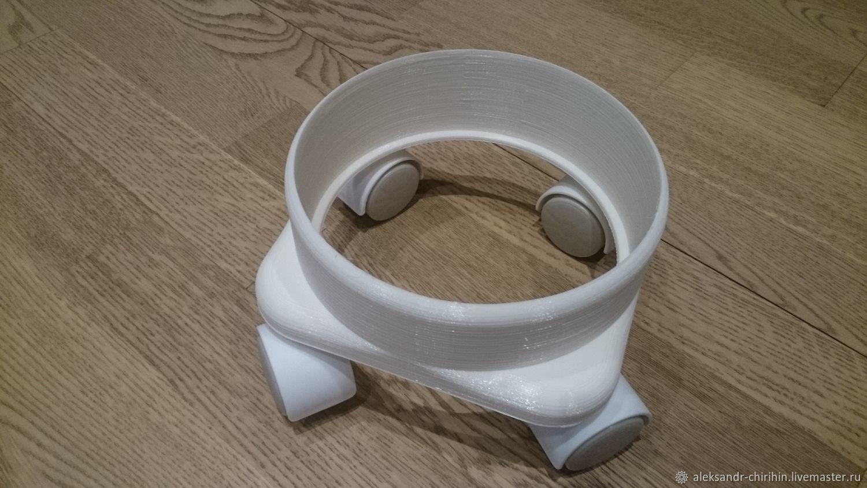 Рециркулятор на 3D принтере, подставка на колесиках, Шаблоны для печати, Москва,  Фото №1