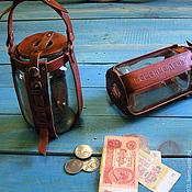 Сувениры и подарки handmade. Livemaster - original item piggy Bank ( SBERBANK) of the USSR. Handmade.