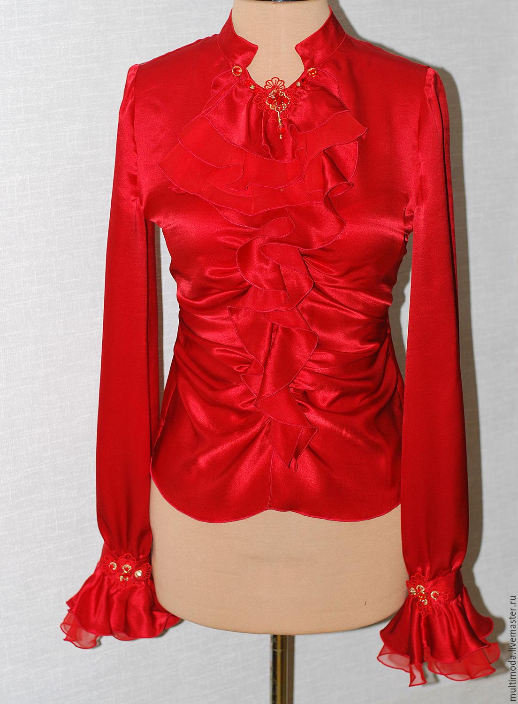 Блузки к новому году купить