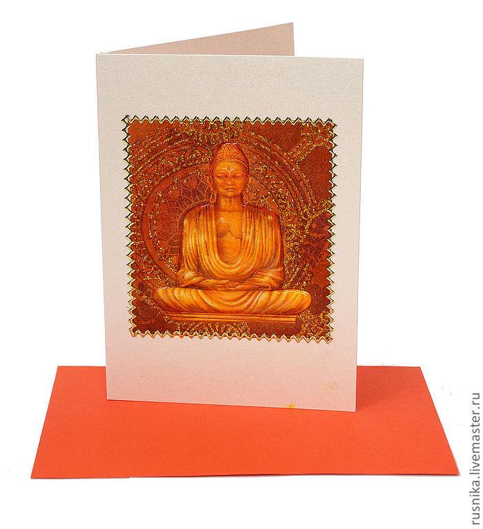 Будда открытка, картинки