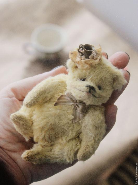 Мишки Тедди ручной работы. Ярмарка Мастеров - ручная работа. Купить печенька-чайный барон. авторский мишка тедди ручной работы. Handmade.