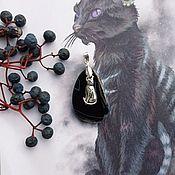 Фен-шуй и эзотерика handmade. Livemaster - original item Guardian Amulet Cat. Handmade.
