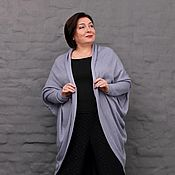 Одежда handmade. Livemaster - original item Jacket rustic gray blue. Art. 1464. Handmade.