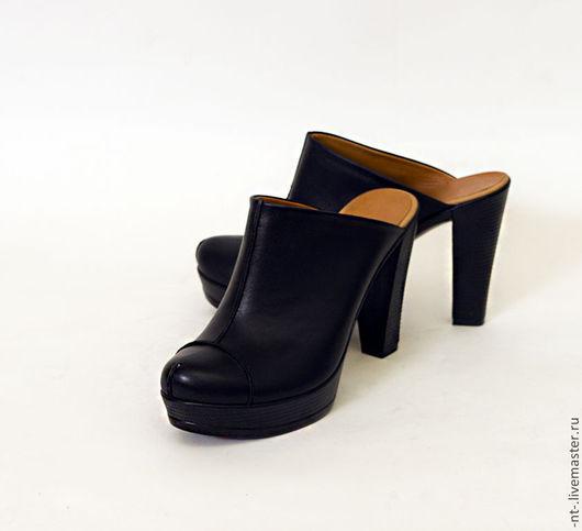 Обувь ручной работы. Ярмарка Мастеров - ручная работа. Купить Сабо Дочь Солнца. Handmade. Темно-серый, интересная обувь