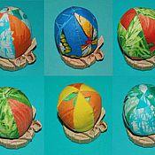 Для дома и интерьера ручной работы. Ярмарка Мастеров - ручная работа Яйца декоративные. Handmade.