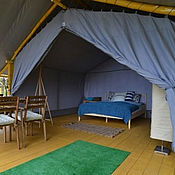 Для дома и интерьера ручной работы. Ярмарка Мастеров - ручная работа Палатка для кемпинга. Handmade.