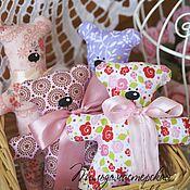 Куклы и игрушки ручной работы. Ярмарка Мастеров - ручная работа Тильда мишки , мимимишки. Handmade.