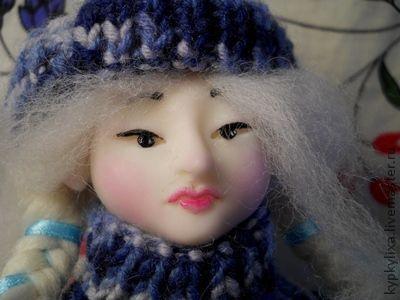 Коллекционные куклы ручной работы. Ярмарка Мастеров - ручная работа. Купить Глафира. Handmade. Кукла ручной работы, текстиль